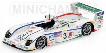 Audi R8 24h Le Mans 2005 Winners Kristensen/Lehto/Werner#3  1/43