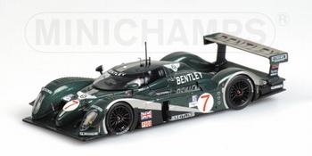 Bentley Speed 8 Sebring 12 h 2003 Kristensen/Smith/Capello#7  1/43