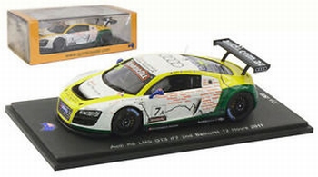 Audi R8 LMS GT3 Bathurst 12 H 2011 #7  1/43