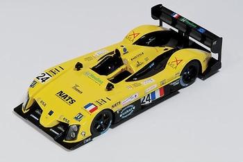Peugeot WR # 24 Le Mans 2004 Terada Roussel Porta  1/43