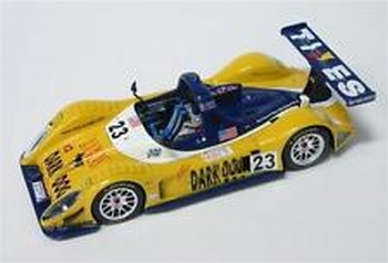 Pilbeam MP 91 # 23 Le Mans 2003 Dark Dog  1/43