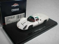 Porsche 910 Launch model 1967 White  # 1 1/43