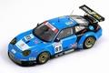 Porsche 996 GT3 RSR Sebah automotive # 89 Le Mans 2006 1/43