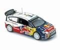 Citroen C4 WRC Rallye de Catalogne 2009 Red Bull Total Loeb1 1/43