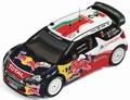 Citroen DS3 WRC #2 Portugal 2011 Ogier Red Bull Total 1/43