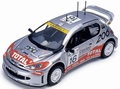 Peugeot 206 WRC #16  Safari 2001 1/43