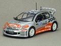 Peugeot 206 WRC  # 2 Winner Finland 2002 1/43