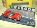 Ferrari 268 SP # 27 Le Mans 1962 Diorama BP Ferodo 1/43