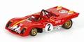 Ferrari 312 PB Winner Daytona 1972 # 2 J,Ickx W,Andretti 1/43