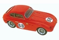 Ferrari 166 MM Luik Rome LUIK 1953 # 68 1/43