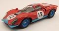 Ferrari Dino 206 Spa Francorchamps 1961 #  12 1/43