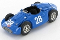 Bugatti Type 251 Grand Prix Reims 1956 # 28 1/43