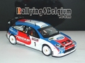 Ford Focus WRC  EVO #1 Winner Rally De Wallonie 2006 Tsjoen 1/43