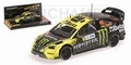 Ford Focus RS WRC V,Rossi Monza Rally 2009 Monster # 46 1/43