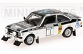 Ford Escort II RS 1800 #1  RAC Rally 1975 Makinnen Liddon 1/43