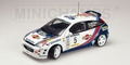 Ford Focus WRC Winner Rally Catalunya 2000 Martini # 5 1/43