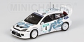 Ford Focus RS WRC Rally New Zeeland 2009 # 4 1/43