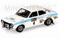 Ford Escort I RS 1600 RAC Rally 1972 Winner Clark /  Mason 1/43