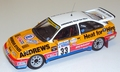 Ford Sierra Cosworth RAC Rally 1989 # 33 Brooks /  Wilson 1/43