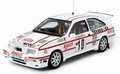 Ford Sierra Cosworth Rally Monte Carlo 1987 #10 Texaco 1/43