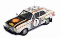 Ford Escort RS 1600 1st Safari 1972 Mikkola  # 7 Shell 1/43