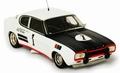 Ford Capri 2600RS 6th Paul Ricard 1971 Hill /  Surtees # 1 1/43