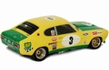 Ford Capri 2600RS 2nd Spa 1972 met Camel Decals #3 1/43