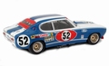 Ford Capri 2600rs 2nd 24h Le Mans 1972 #52 Shell Castrol 1/43