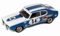 Ford Capri 2600 RS 1 st 24h Le Mans 1972 Birrel Bourgoignie  1/43
