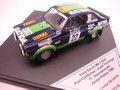 Ford Escort MK II BDA Janner Rally 1980 #22 Limited edition  1/43