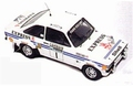 Ford Escort MK II 4 th RAC Rally 1977 Clark / Pegg #1 1/43