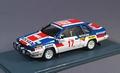 Nissan 240 RS 3rd Safari rally 1985 Kenya # 17 1/43
