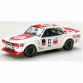 Nissan Skyline GTR kpgc 10 racing  # 6 limited edition 1/43