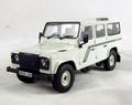 Land Rover Defender Chawton white  1/43
