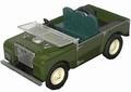 Land Rover 80 inch Bronse Green  1/43