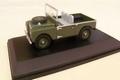 Land Rover 88 inch bronse geen Grey seats 1/43