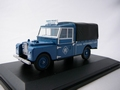 Land Rover RAC 109 Canvas Royal Automobile club 1/43
