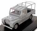 Land Rover  serie 1  109  inch  Grey open back 1/43