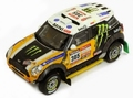 Mini cooper BMW all 4 racing # 305 2nd Dakar 2012 Monster 1/43