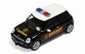 Mini Cooper Sherif USA Police Politie Allegheny County 2004 1/43