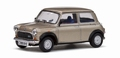 Mini Pïccadilly 1986 Cashmere gold metallic Limited edition 1/43