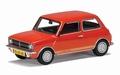 Mini cooper rood 1275 gt Vermiljoen Nederland 1/43