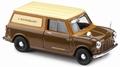 Austin Mini cooper Van J,Sainsbury 1/43