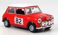Mini cooper red # 82 1/43