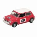 Mini cooper red # 60 1/43