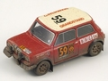 Mini Clubman # 59 London Mexico WRC 1970 Dirt edition 1/43
