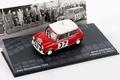 Mini cooper s # 37 Rally Monte carlo 1964 Hapkink /  Liddon 1/43