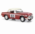 mg b 1964 #83  Rally Monte Carlo winner GT class 1/43