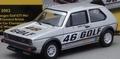VW Volkswagen Golf GTI mk1 1997 Britsh Saloon Championship 1/43