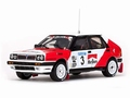 Lancia Delta Integrale #3 Swedish Rally 1989 1/43